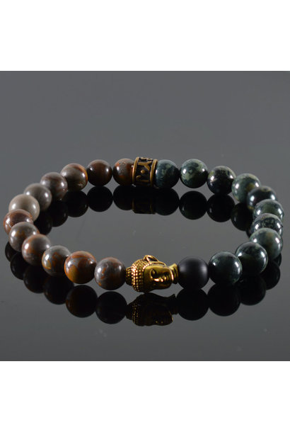 Bracelet Unisex Roar Buddha