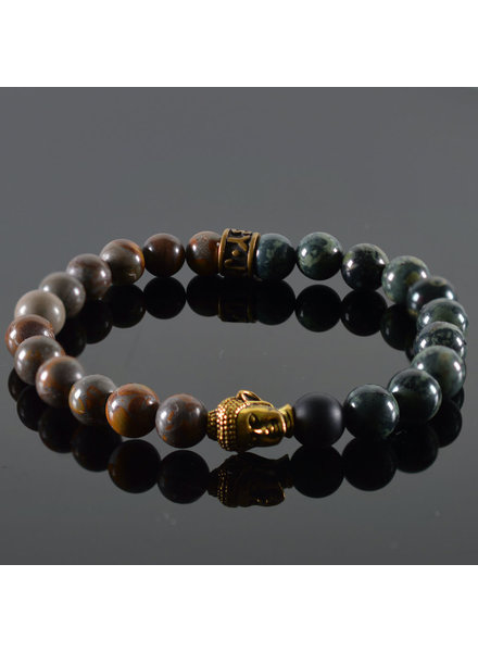 JayC's Armband Unisex Roar Buddha