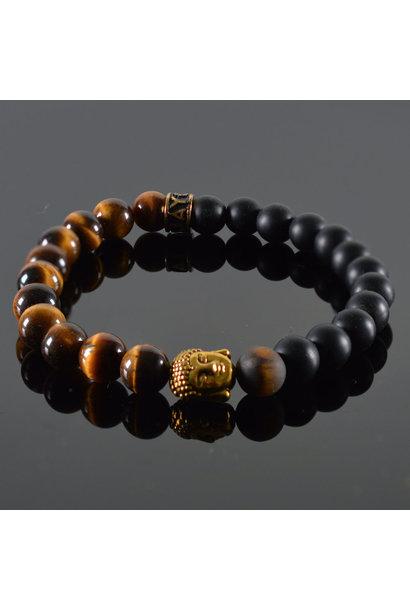 Bracelet Unisex  Garben Buddha
