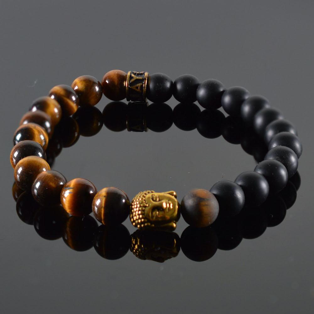Armband Unisex Garben Buddha-1