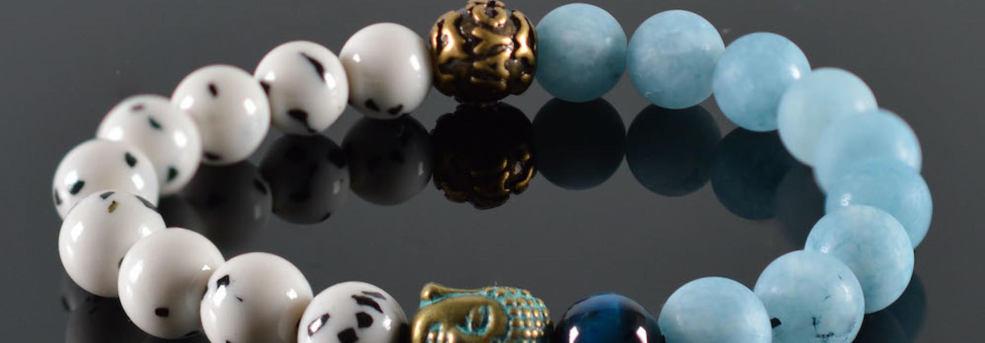Armband dames Buddha Devina