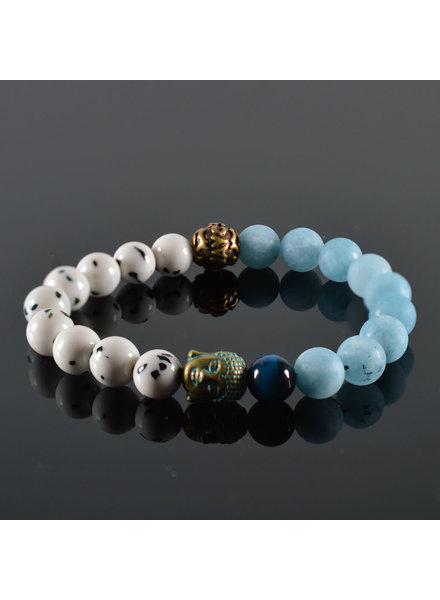 JayC's Damen-Armband Buddha Devina