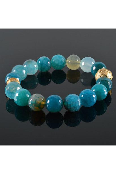 Damen-Armband  Blau JayC's