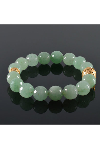 Ladies Bracelet  Green JayC's