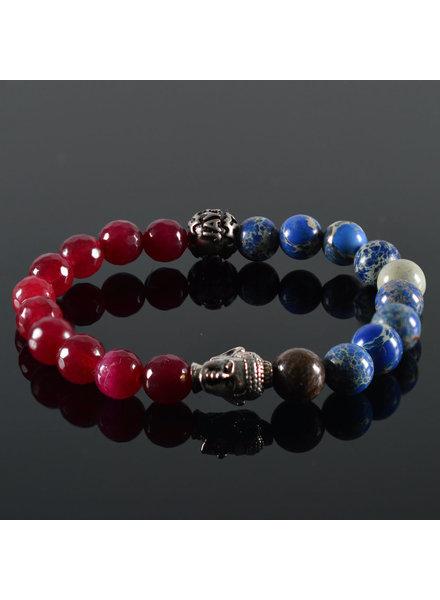 JayC's Buddha Dames armband Yara