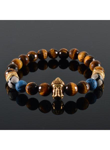 JayC's Dames armband Kaya Buddha