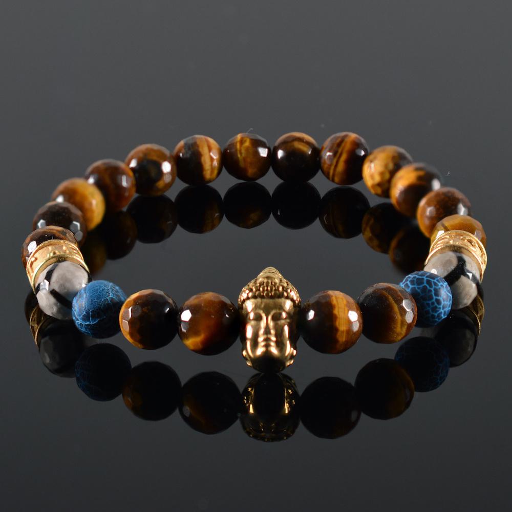 JayC's Armband dames  Kaya Buddha