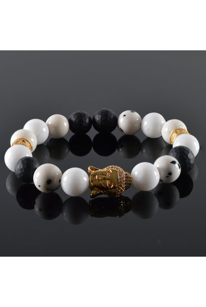Damen-Armband Buddha Nirwana