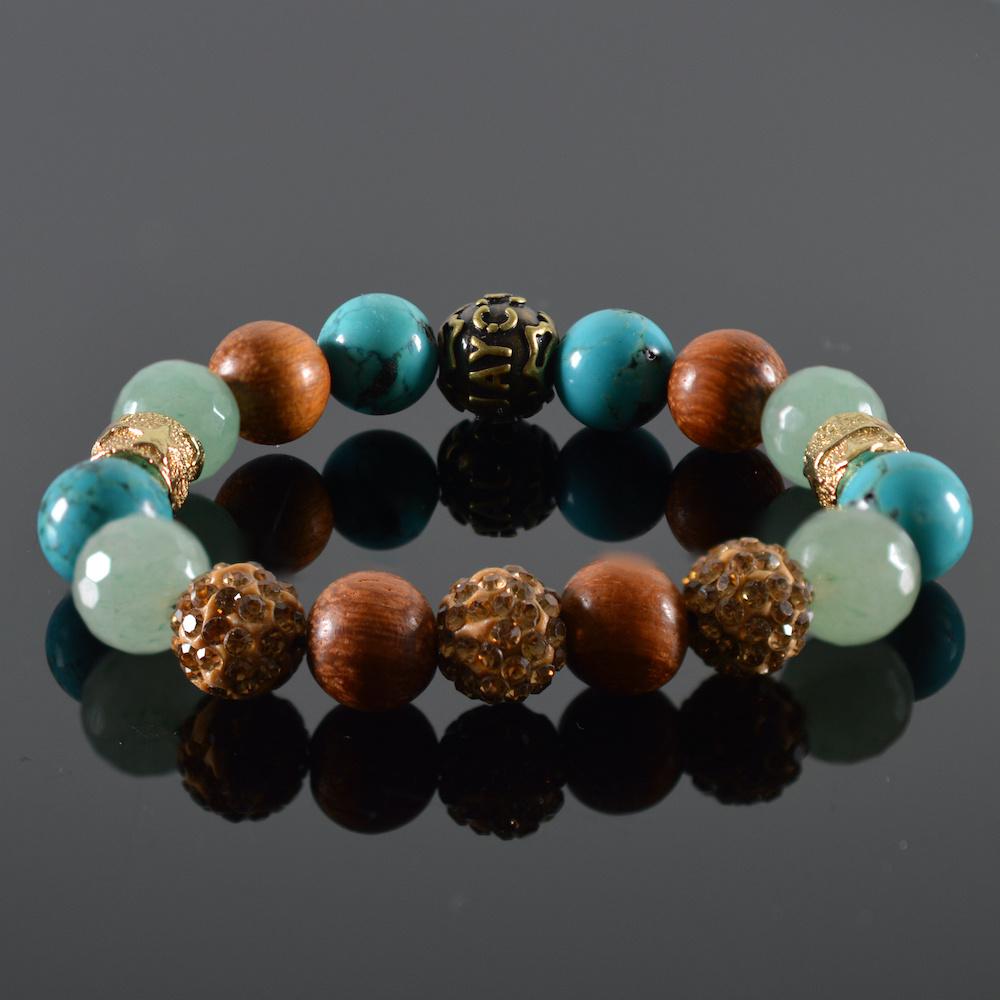 Armband dames Emerald-1
