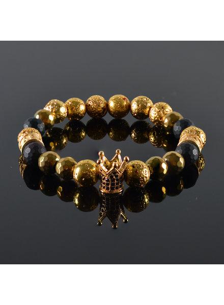 JayC's Ladies Bracelet Darcy Crown