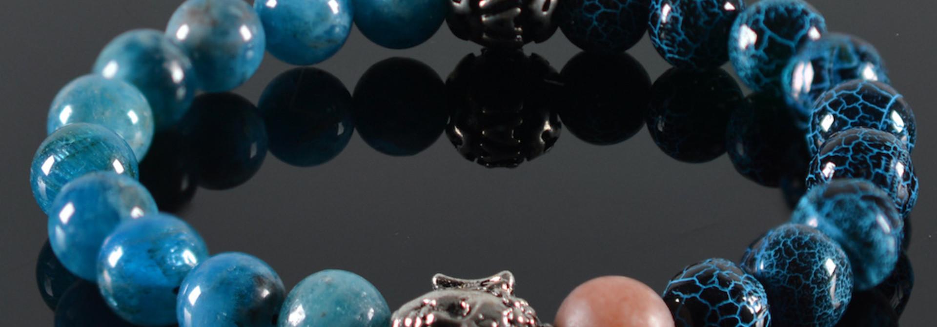 Armband dames Buddha  Bubla