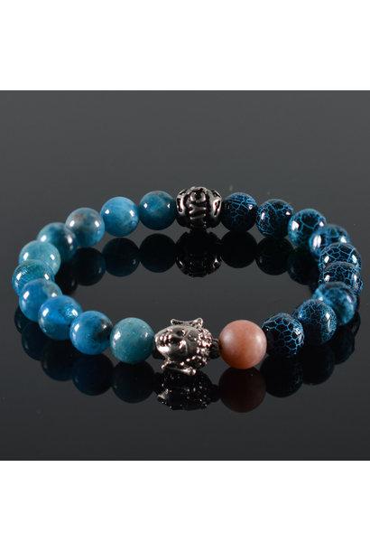 Dames armband Buddha Bubla