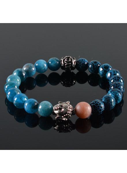 JayC's Dames armband Buddha Bubla