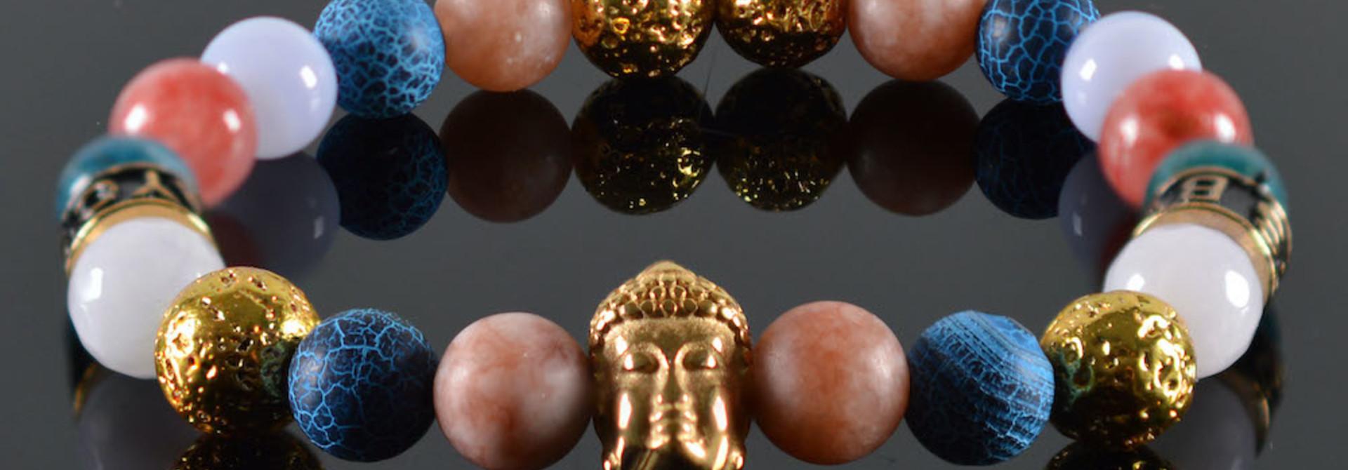 Armband dames Buddha  Radam