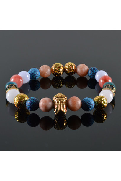 Dames armband Buddha Radam