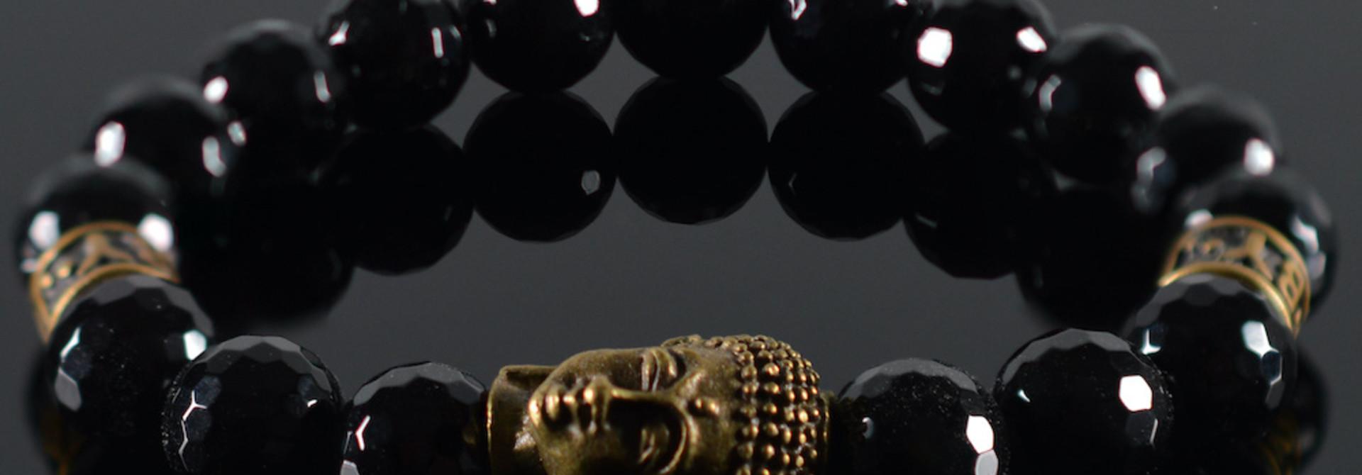 Armband Unisex  Tristan Buddha