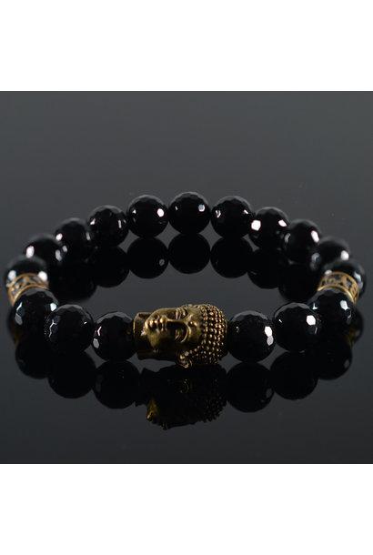 Unisex armband Tristan Buddha