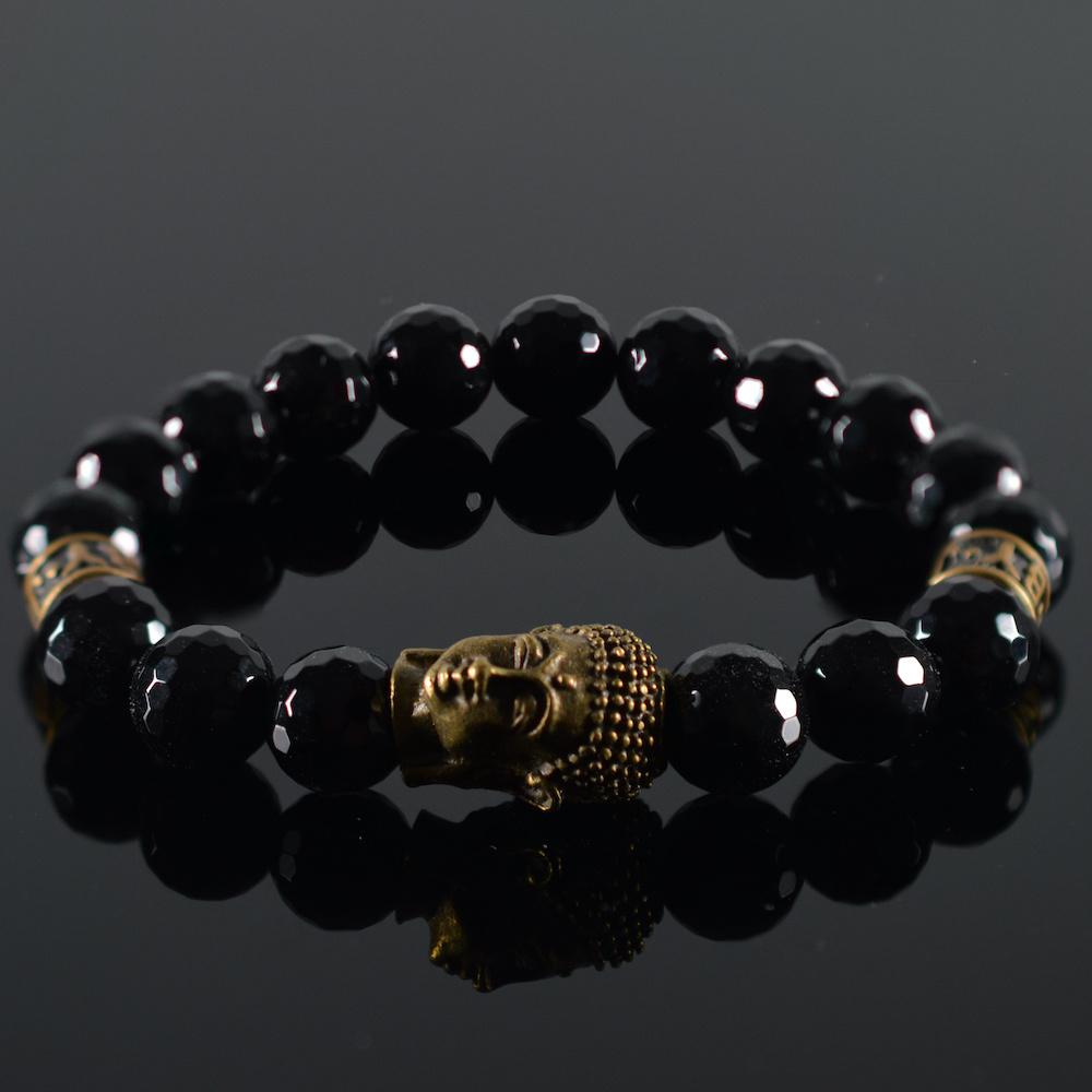 Armband Unisex  Tristan Buddha-1