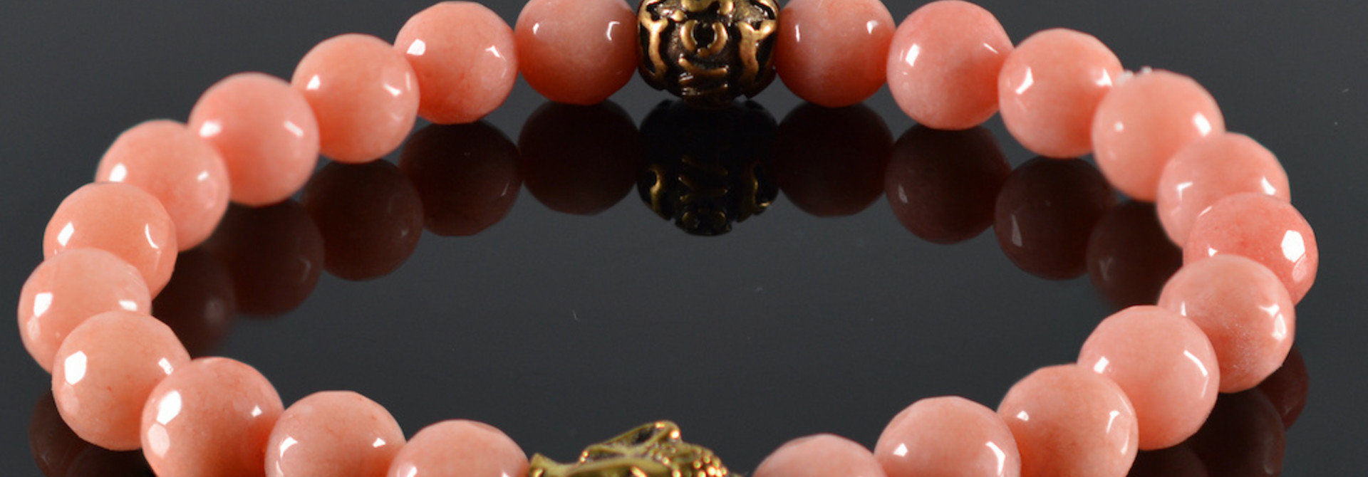 Armband dames Pumpkin Buddha