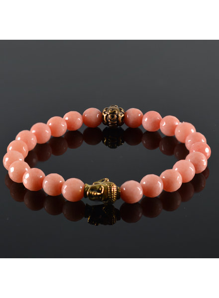 JayC's Damen-Armband Pumpkin Buddha