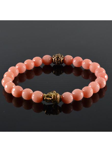 JayC's Dames armband Pumpkin Buddha