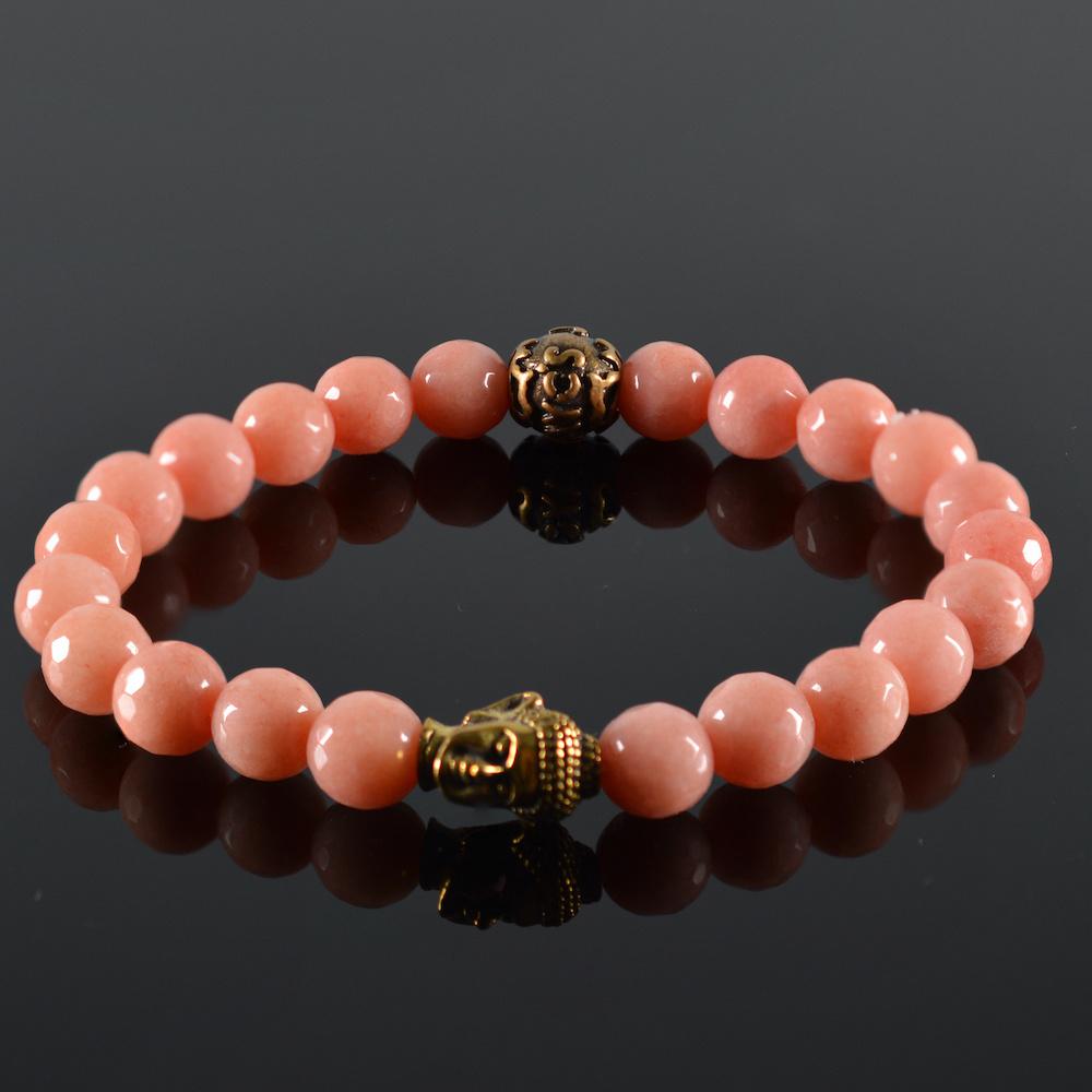 Armband dames Pumpkin Buddha-1