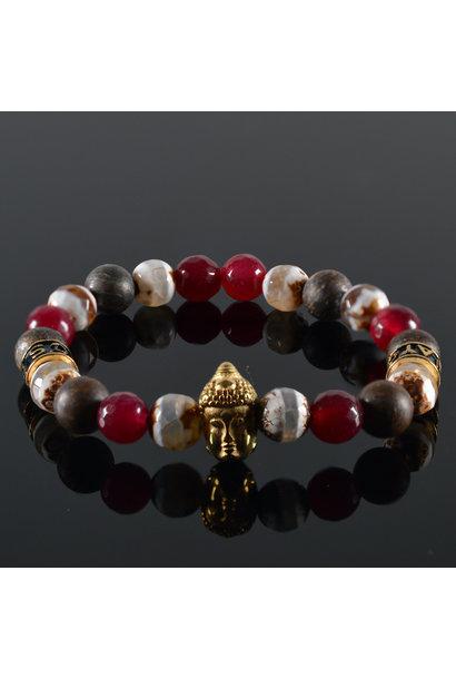 Dames armband Maeva Buddha