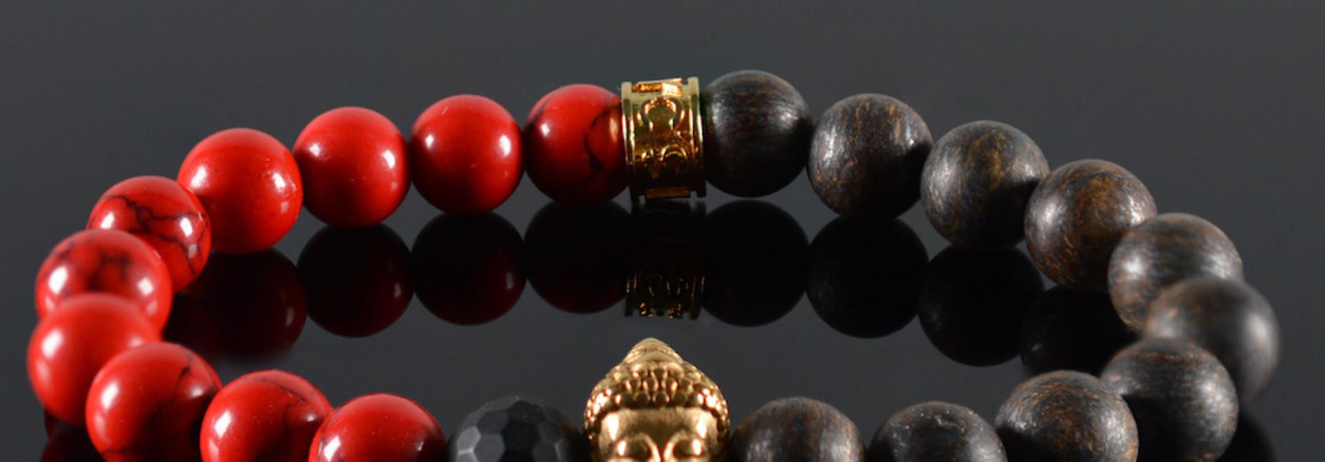 Armband Heren Louay Buddha
