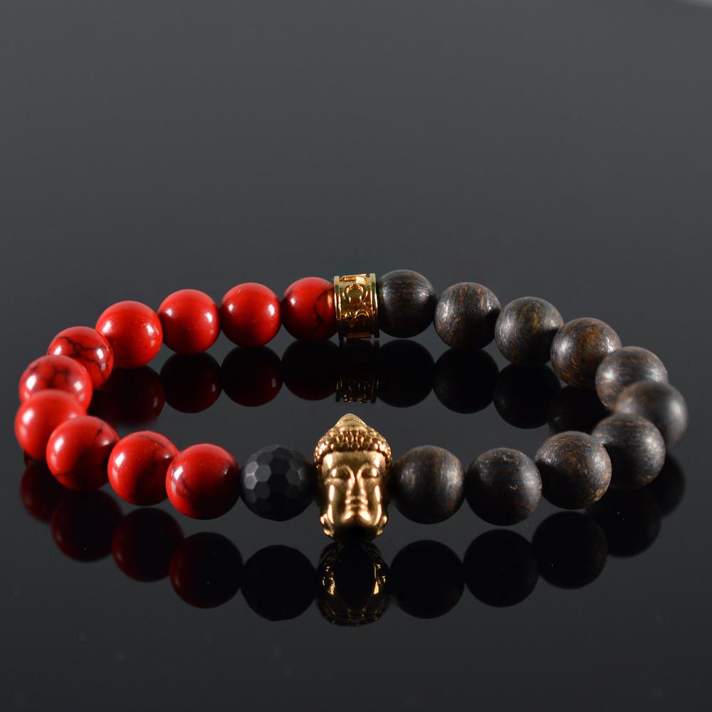 JayC's Armband Heren Louay Buddha