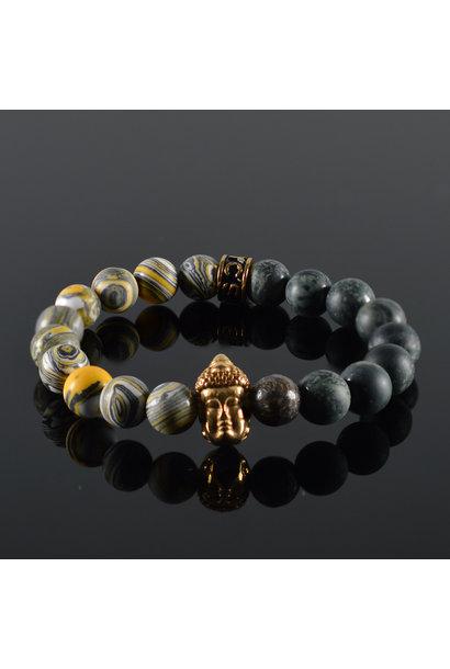 Damen-Armband Buddha Bodor