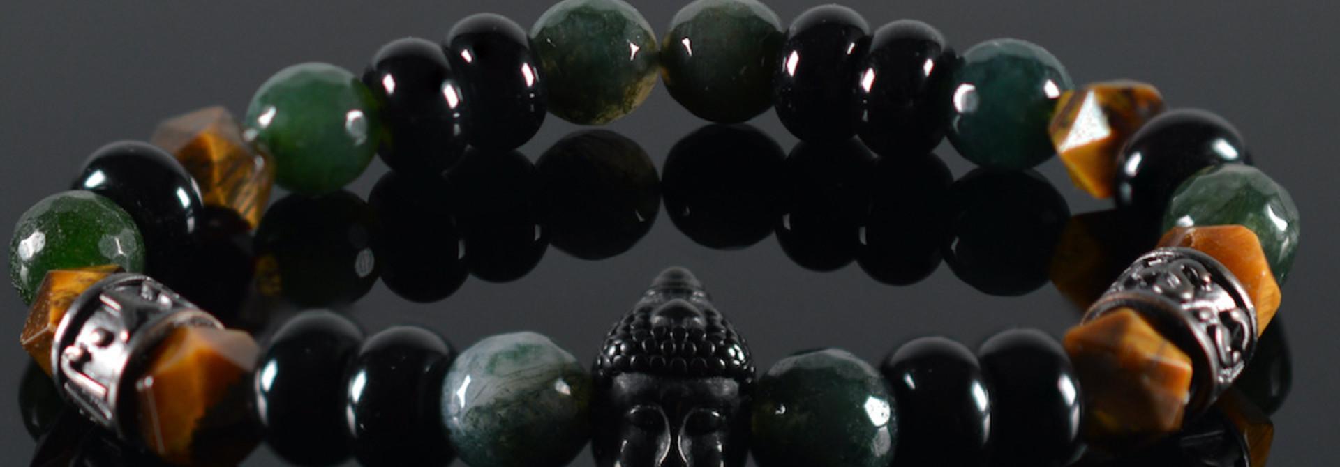 Armband Unisex Yavi Buddha