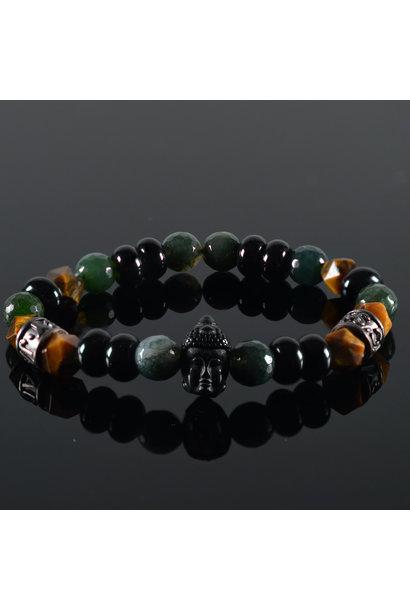 Unisex armband Yavi Buddha