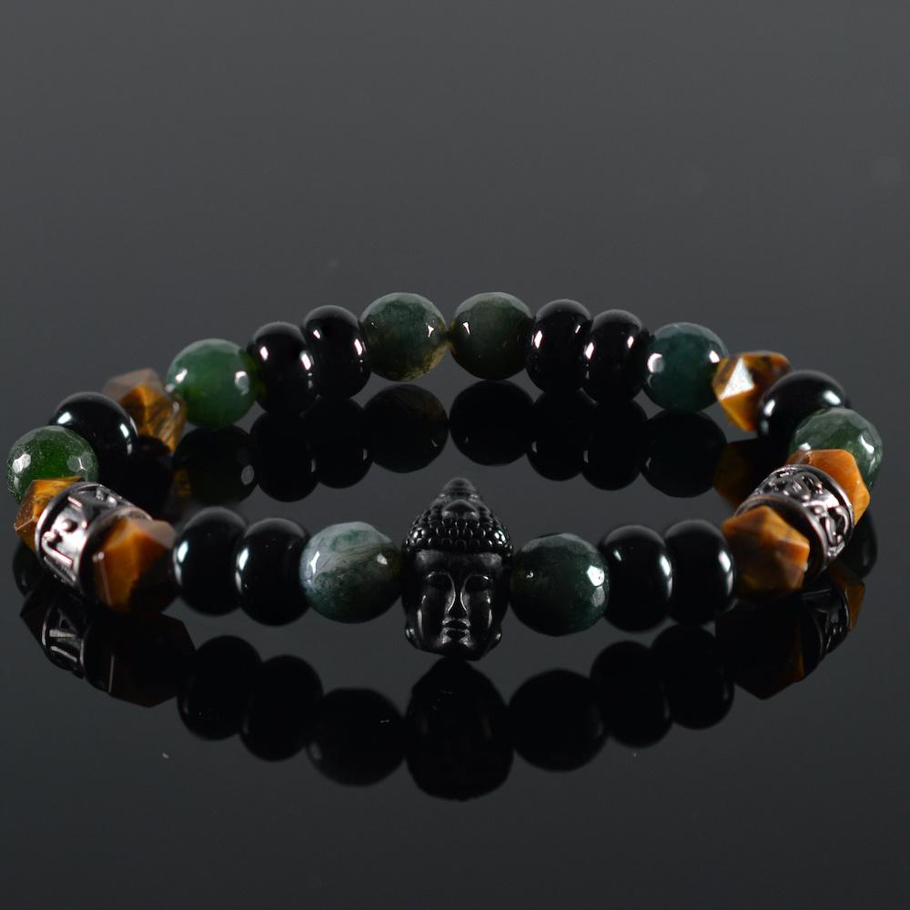 JayC's Bracelet Unisex Yavi Buddha