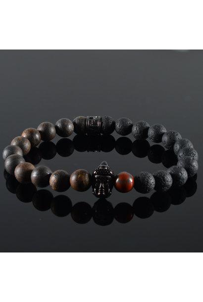 Heren armband Hadian Buddha