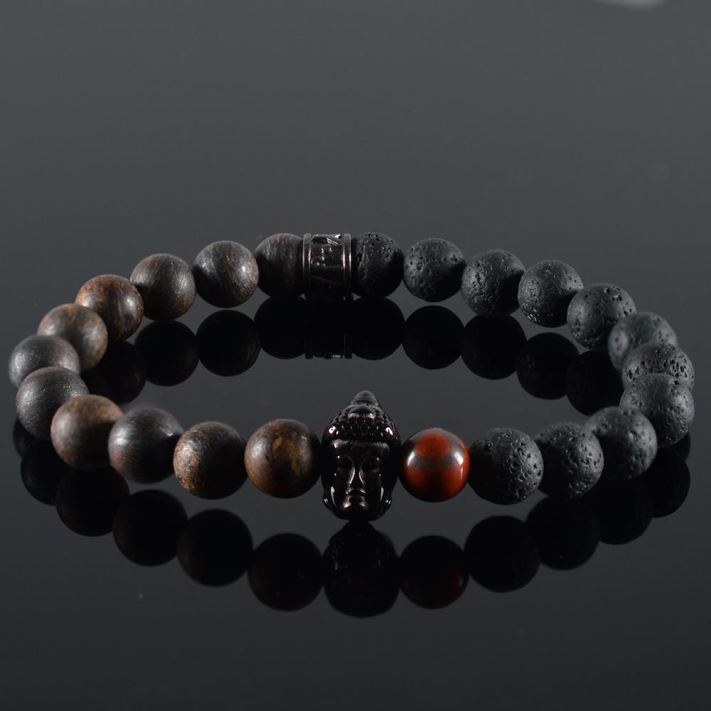 JayC's Bracelet Men Hadian Buddha
