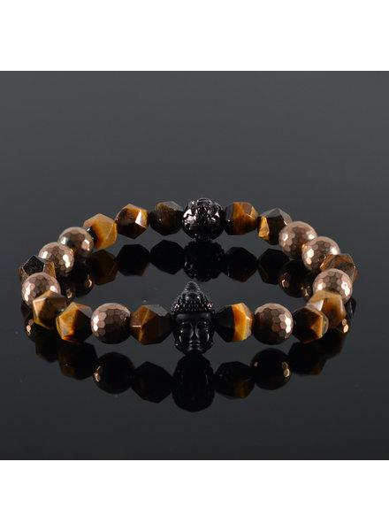 JayC's Damen-Armband Artina Buddha