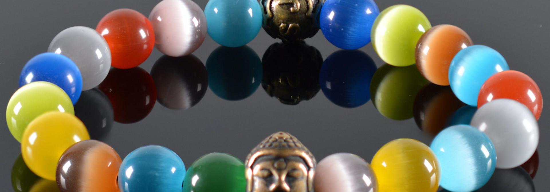 Armband heren Circus Buddha