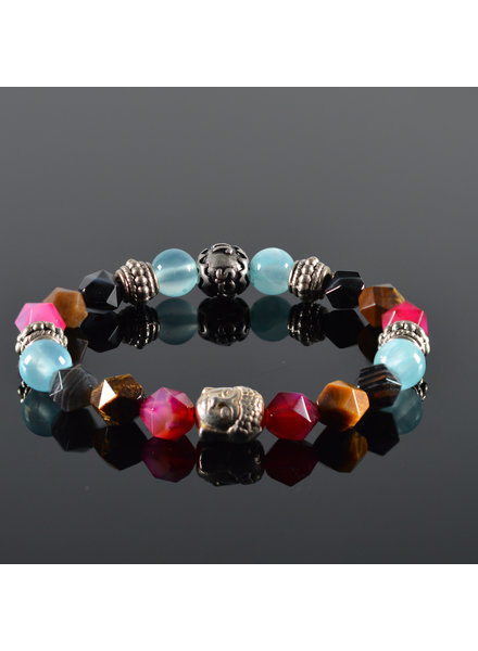 JayC's Buddha Ladies Bracelet Flower