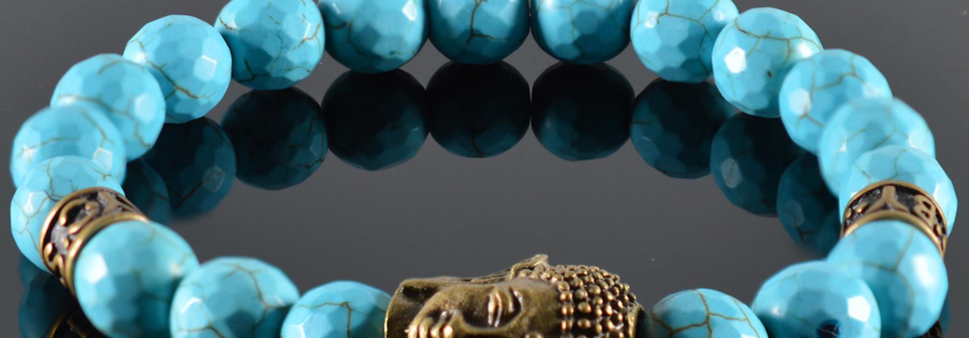 Armband heren Quetre Buddha