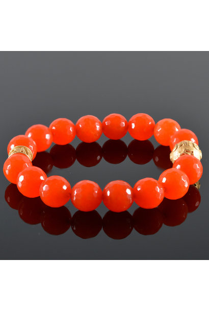 Damen-Armband  Orange  JayC's