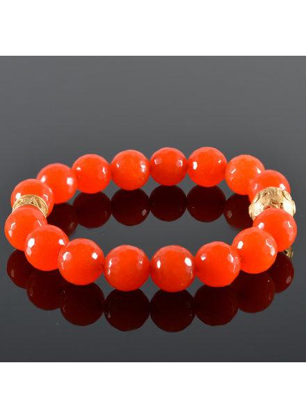 JayC's Ladies Bracelet  Orange JayC's