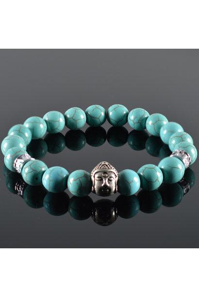 Heren armband Jamay Buddha