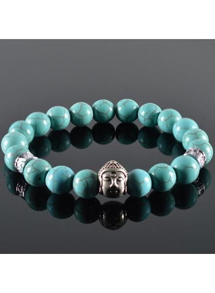 JayC's Men's bracelet Jamay Buddha