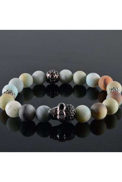 Men's Skull bracelet Turkish Delight
