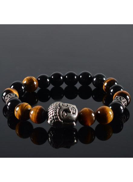 JayC's Men's Bracelet Parnell Buddha