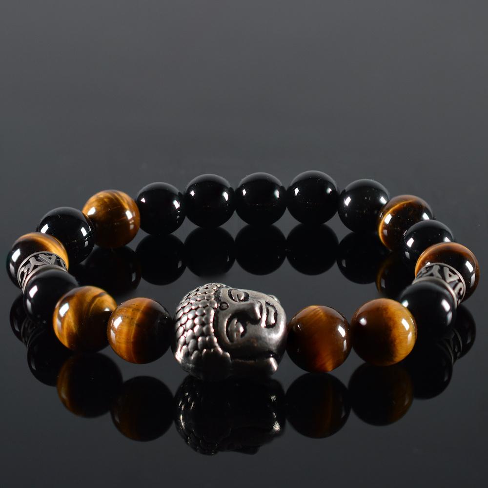 Armband heren Parnell Buddha-1