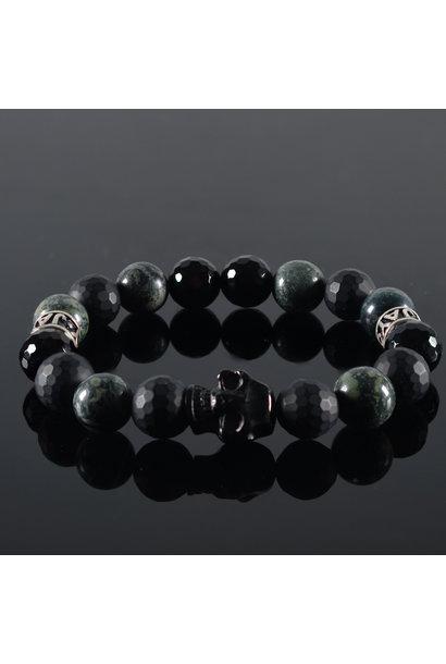 Men's Skull bracelet  Dolce Gusto