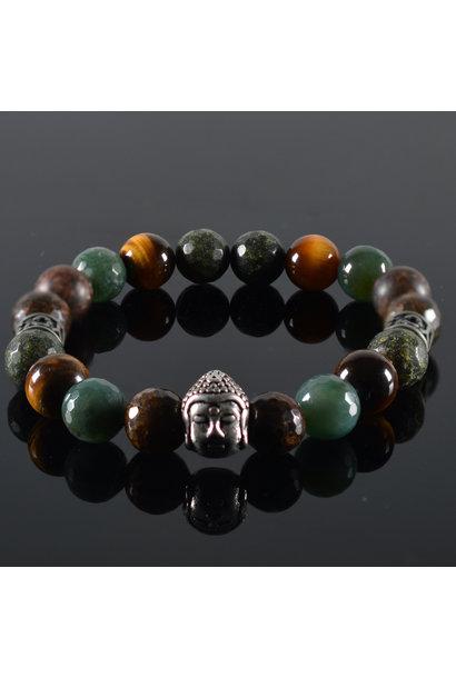 Heren Armband Mogli Buddha