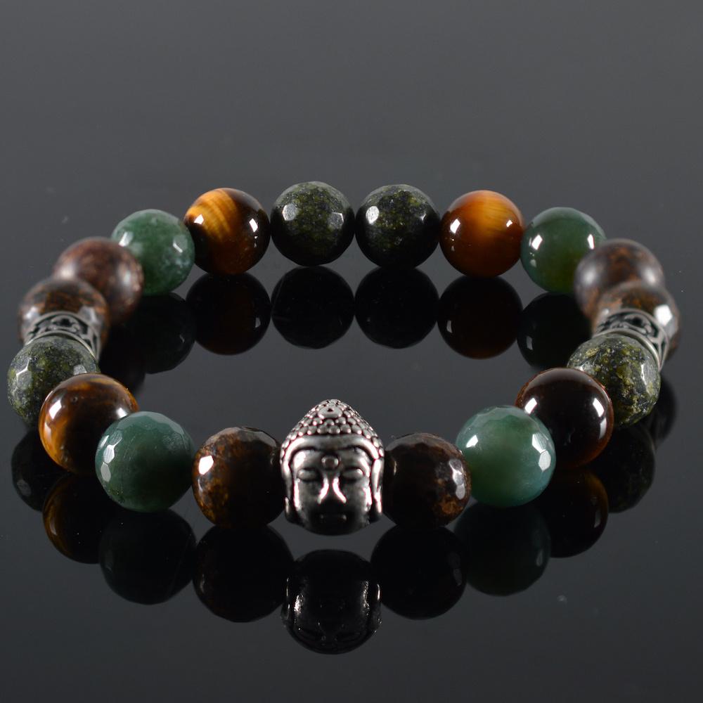Armband Heren Buddha Mogli-1