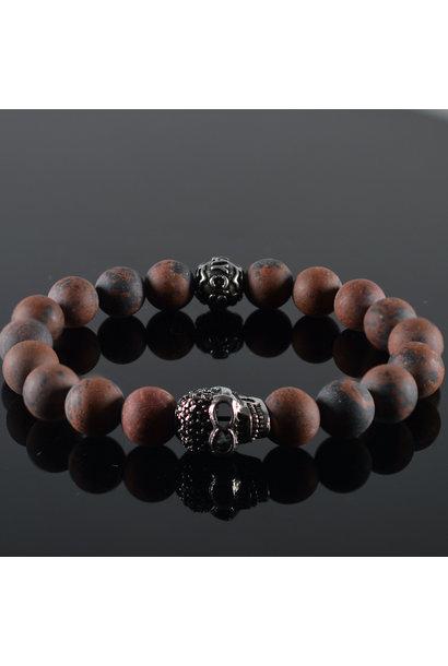 Men's Skull bracelet Salem